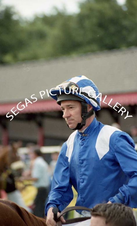The Jockey Richard Hill @ Pontefract on the 19th June 2005 rode Remaal